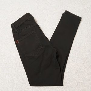 BDG Jeans - BDG Twig High Rise Crop Black Skinny Jeans